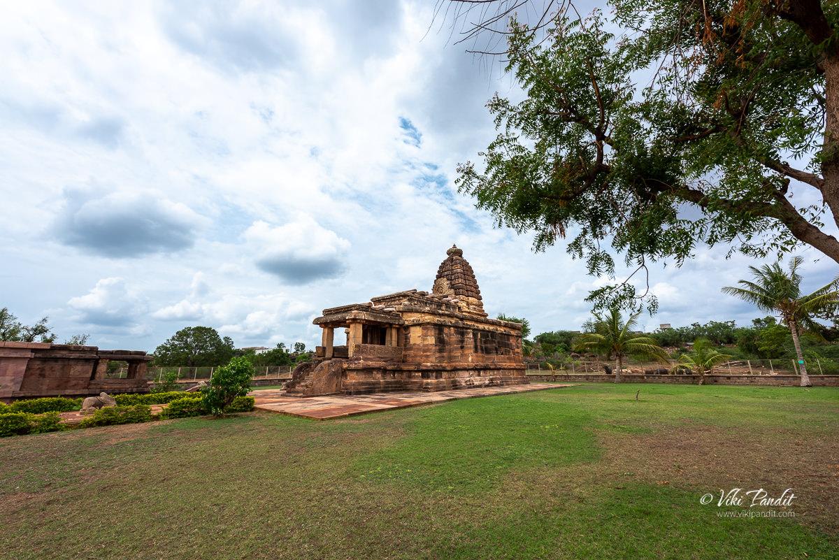 Hucchimalli Gudi Temple in Aihole