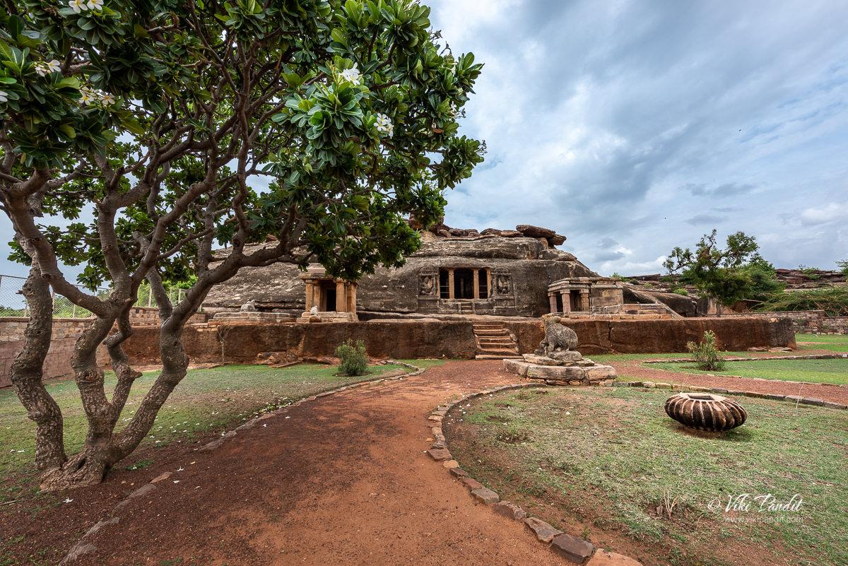 Ravana Phadi Cave Temple in Aihole