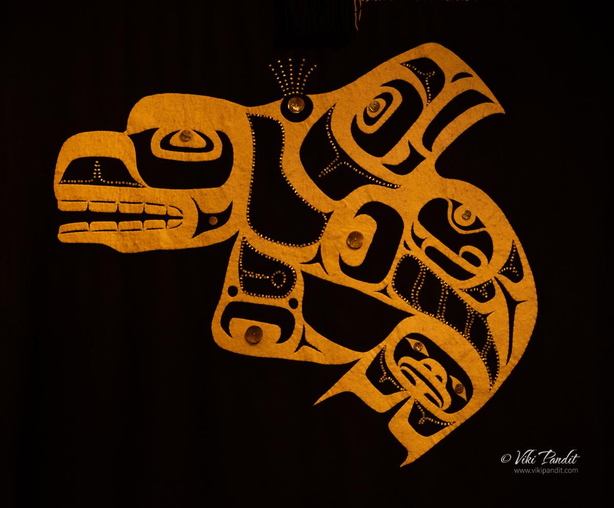 Ainu Wall-hanging
