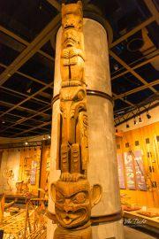 Ainu-Wooden-Sculpture
