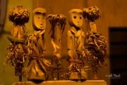 Ainu-Wooden-Sculptures