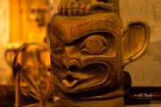 Ainu-Wooden-Totems