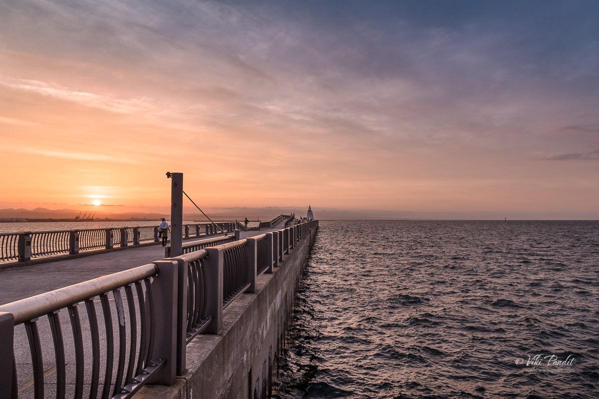 Aomori Bay Promenade