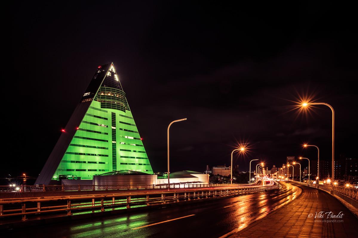 ASPAM Building Aomori