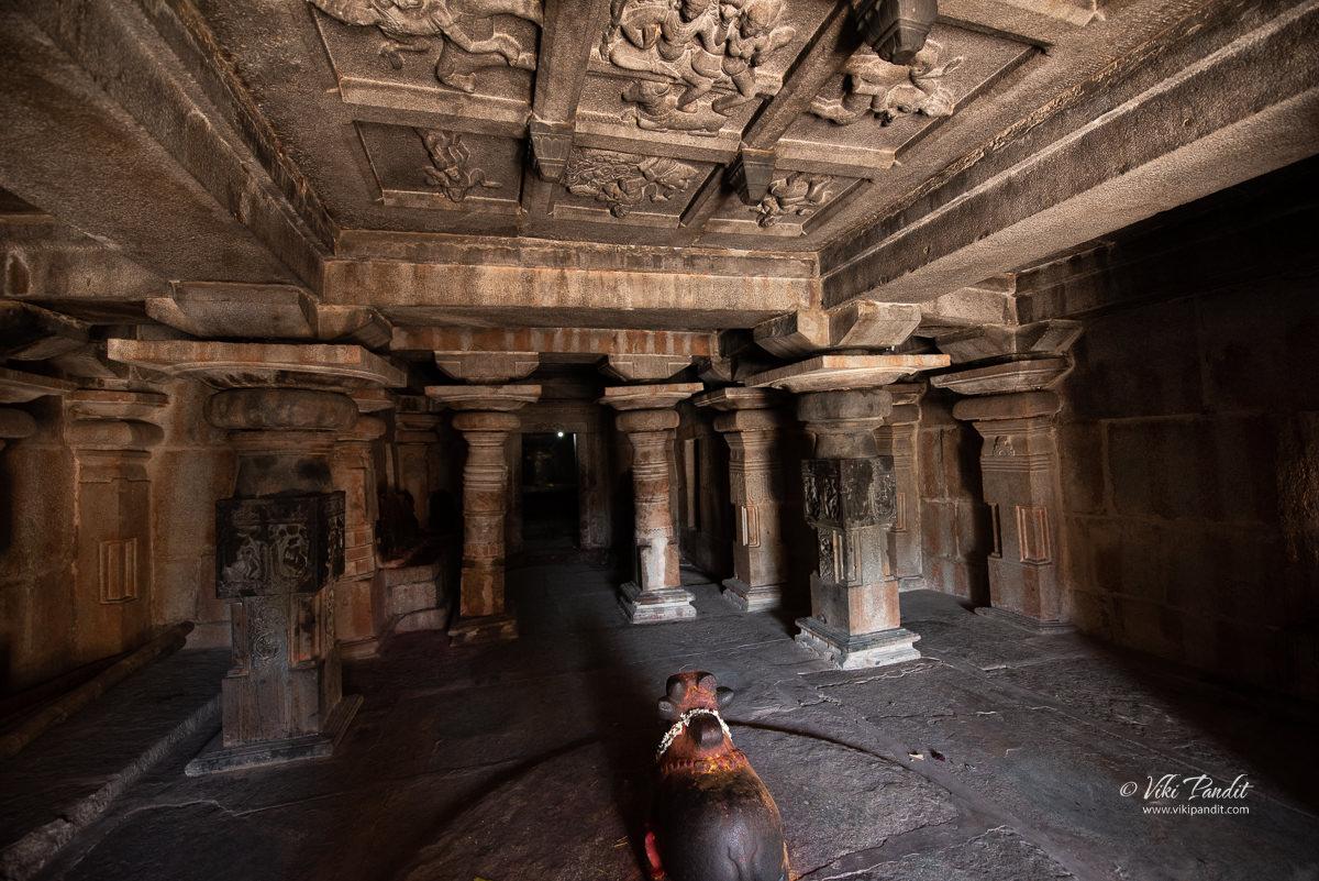 Lakshmanalingeshwara Temple, Avani