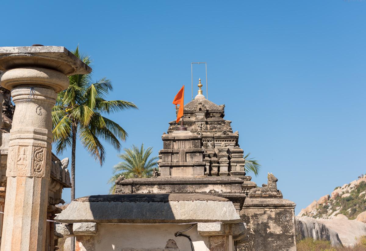 Sikhara of Ramlingeshwara Shrine, Avani
