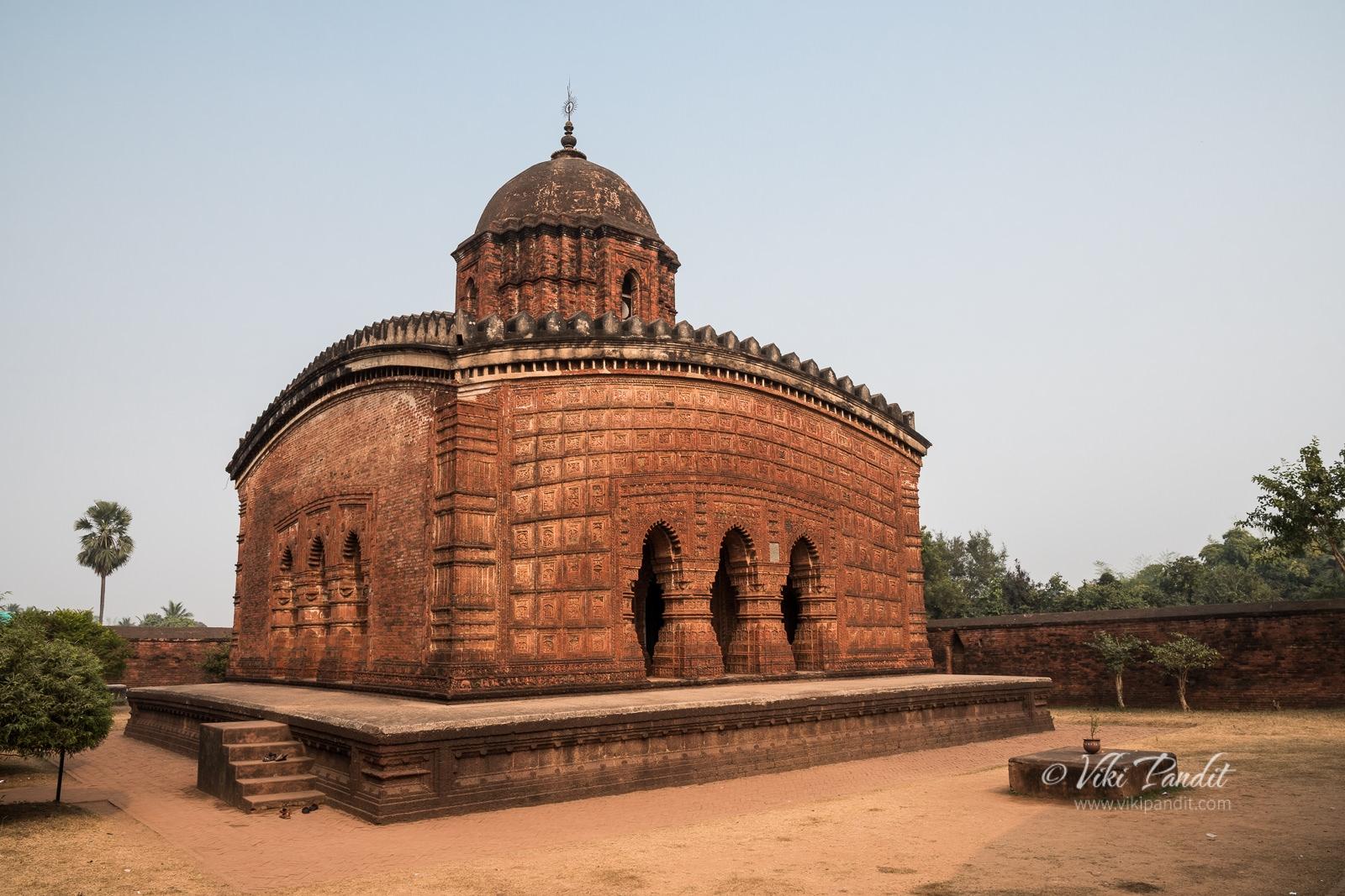 Madanmohan Temple, Bishnupur