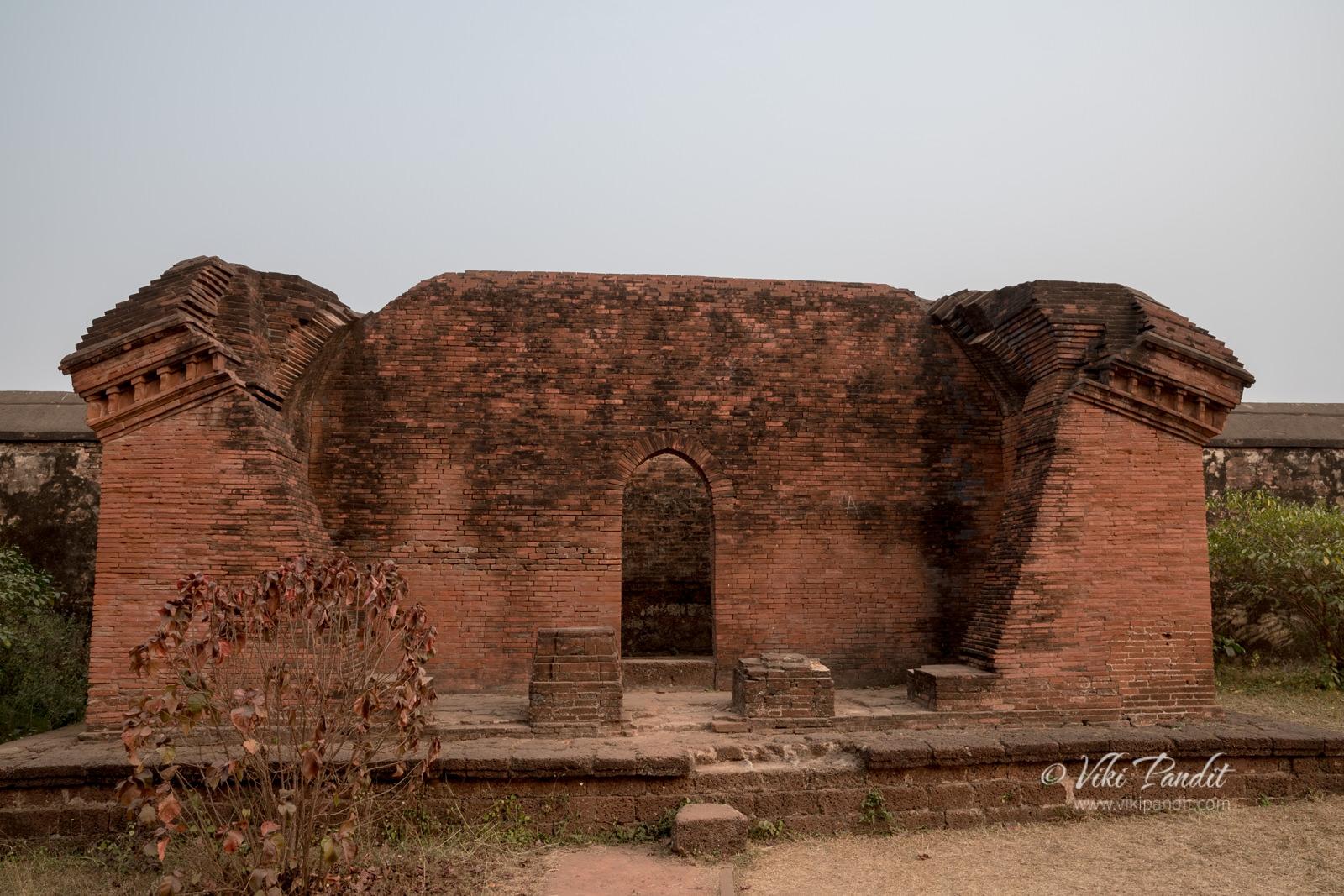 Radha Laljiu Temple, Bishnupur