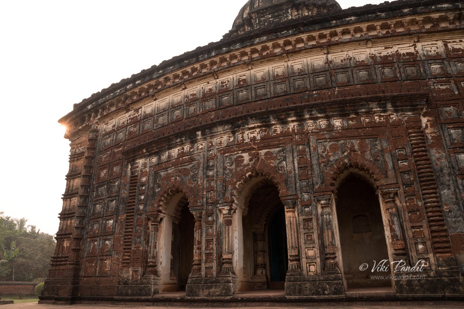 Radhashyam Temple, Bishnupur