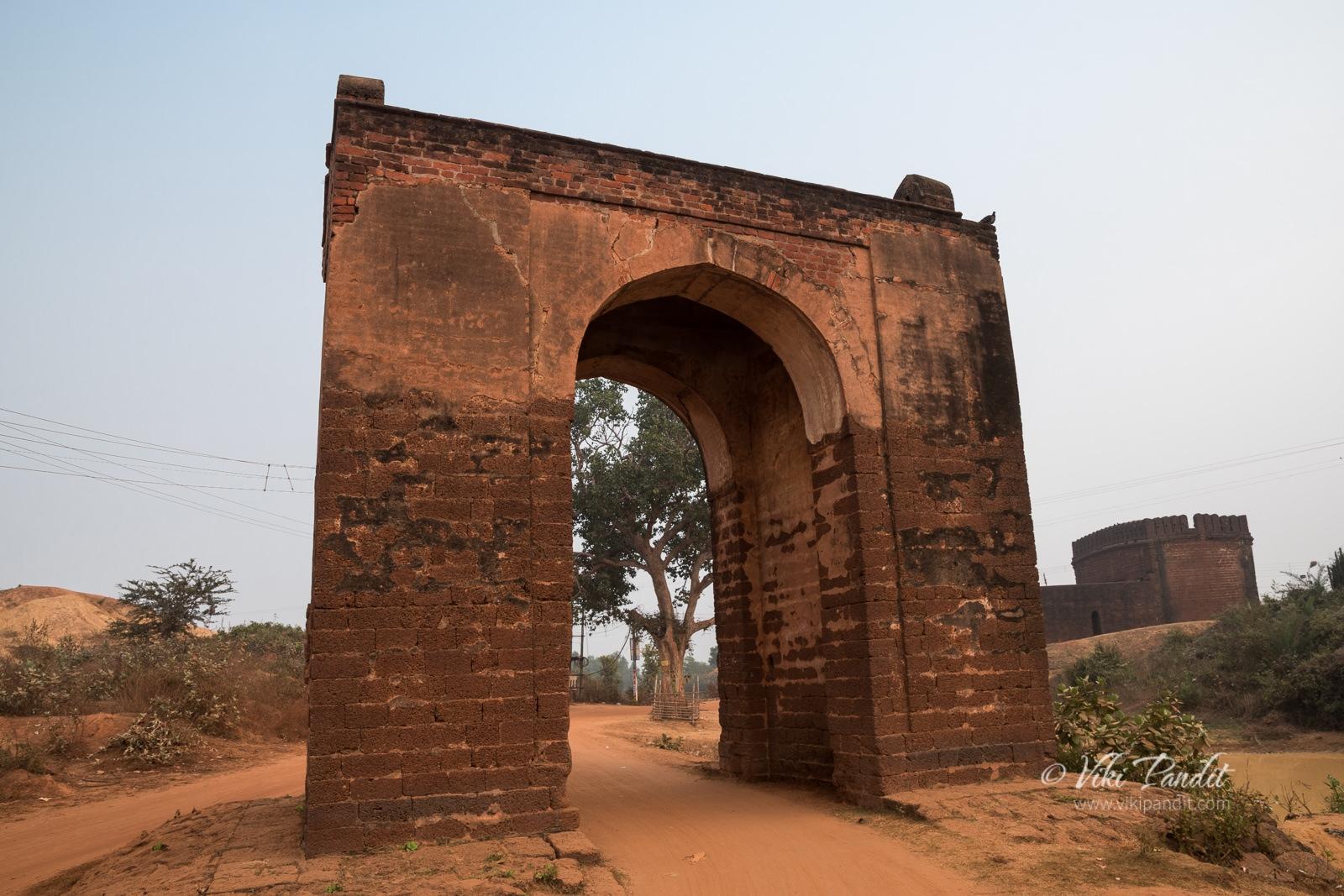 Small Gate, Bishnupur