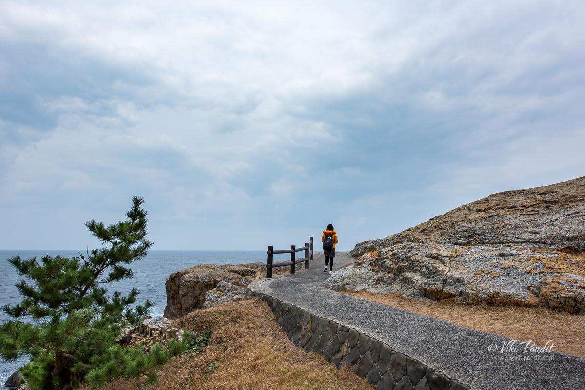 Ranita at Cape Hino