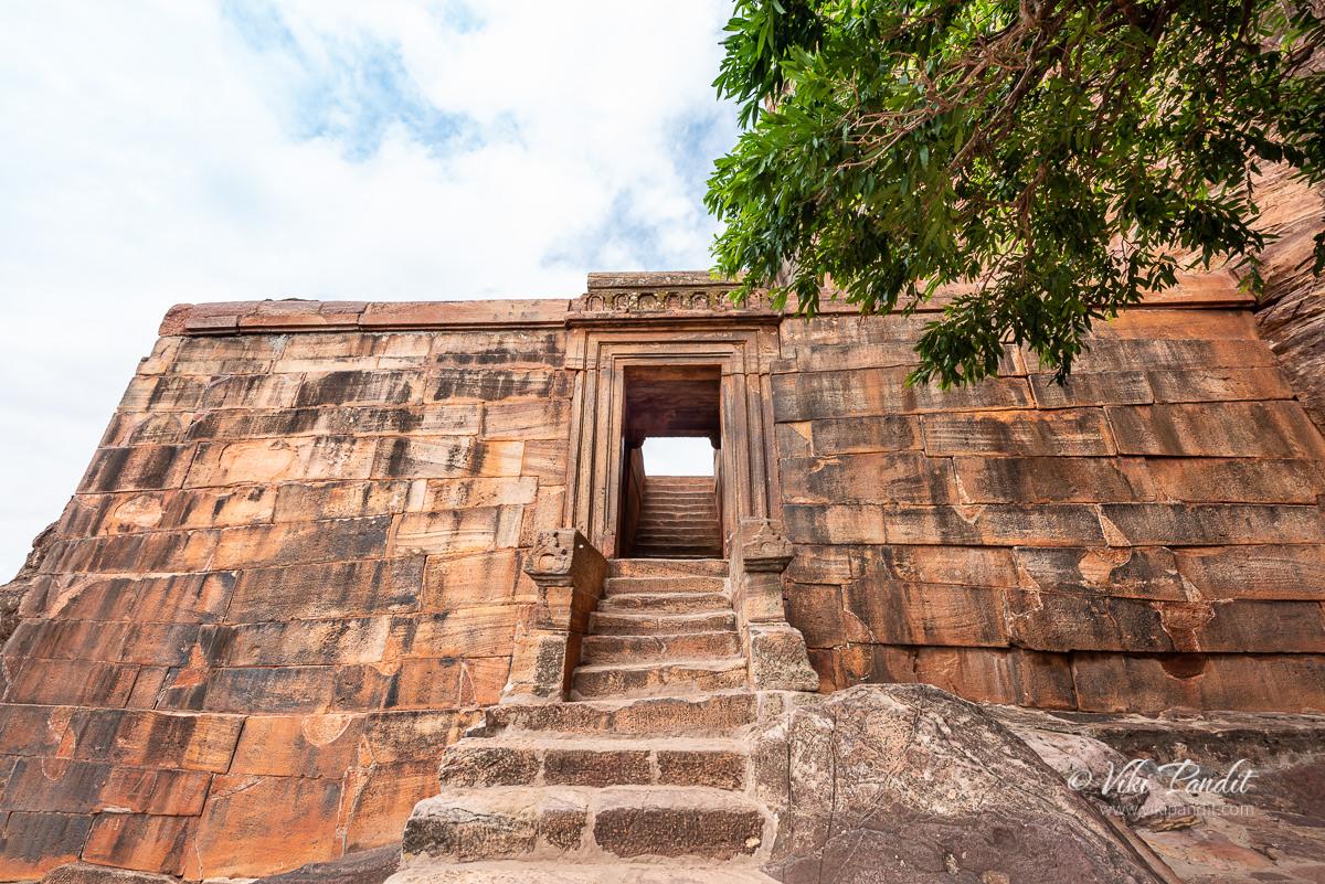 Doorway to Cave Temple 3