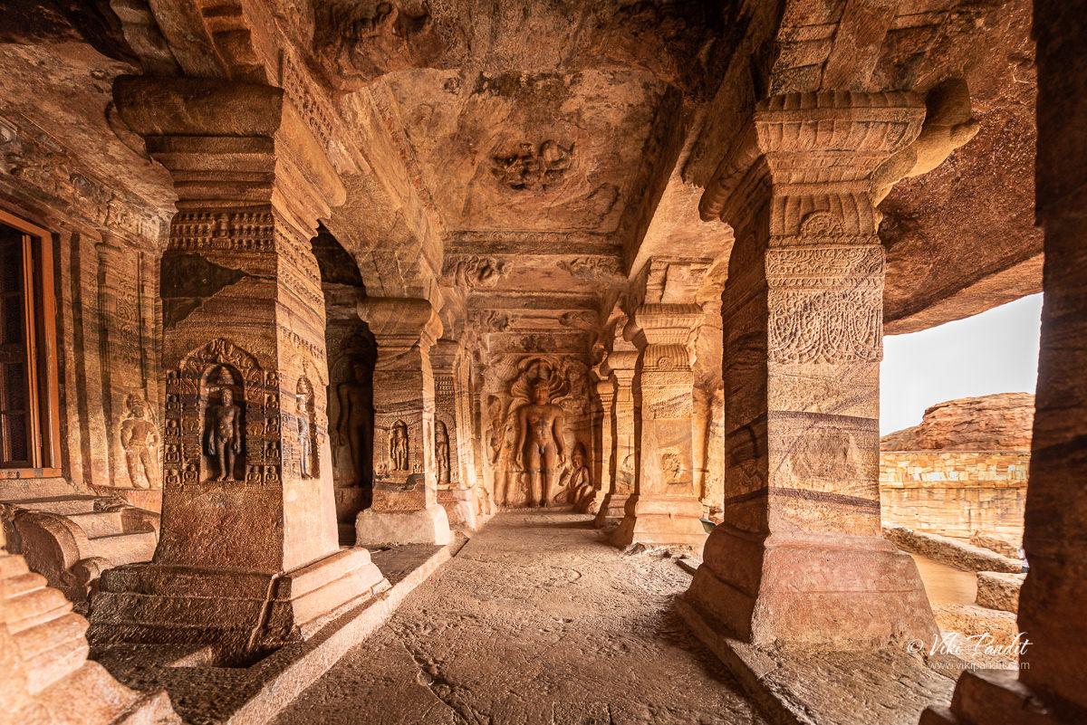 Parshvanatha at Badami Cave Temple