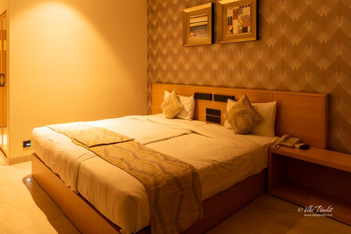 Hotel Click in Bhuj