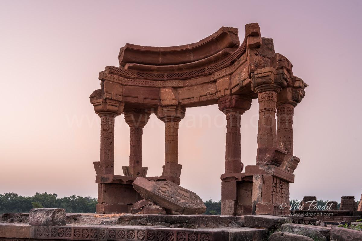 Ruins of Chattardi Bhuj