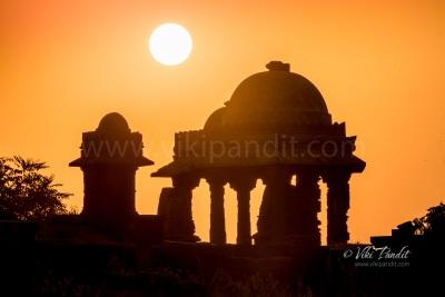 Sunrise at Chattardi Bhuj