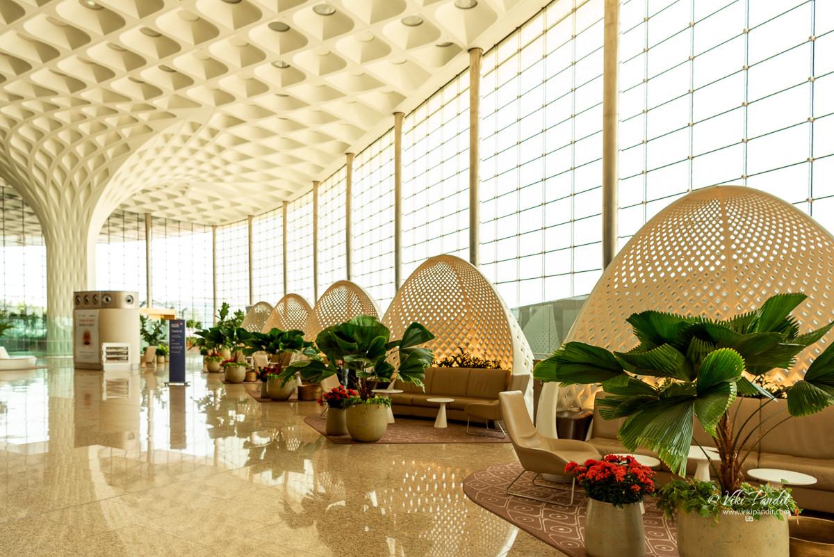 Mumbai Airport Longue