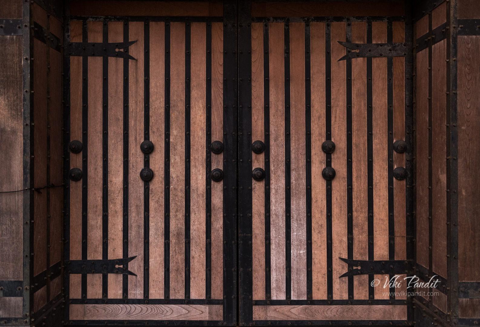 Chiba Castle Gate