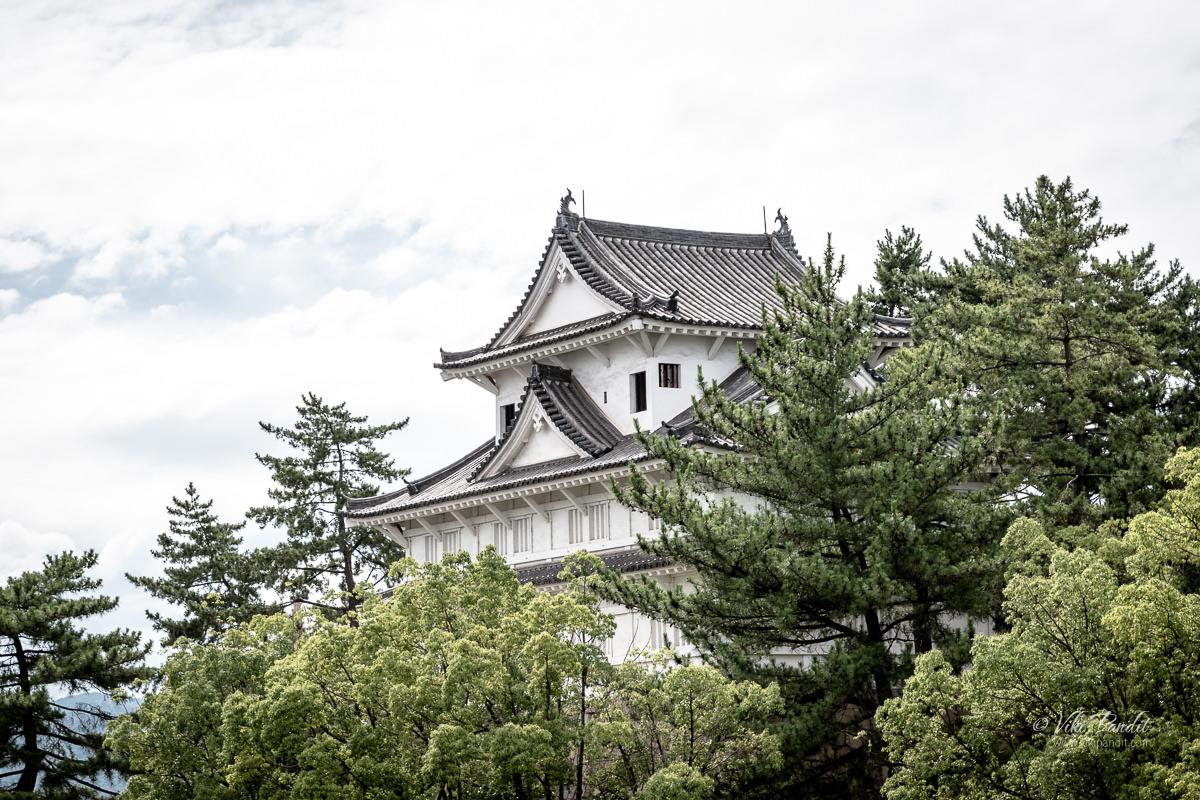 Fushimi Yagura of Fukuyama Castle