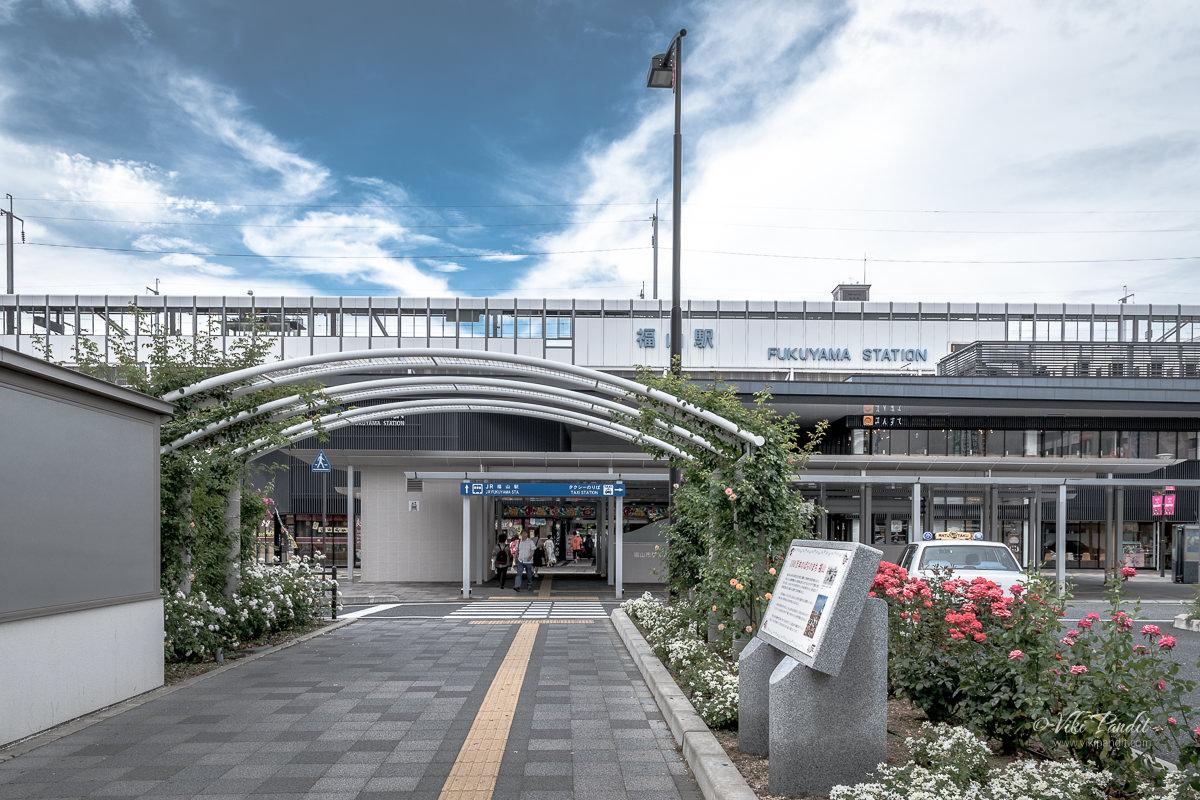 JR Fukuyama Station