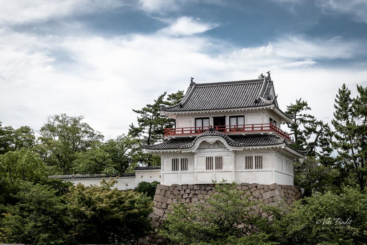 Tsukimi Yagura of Fukuyama Castle