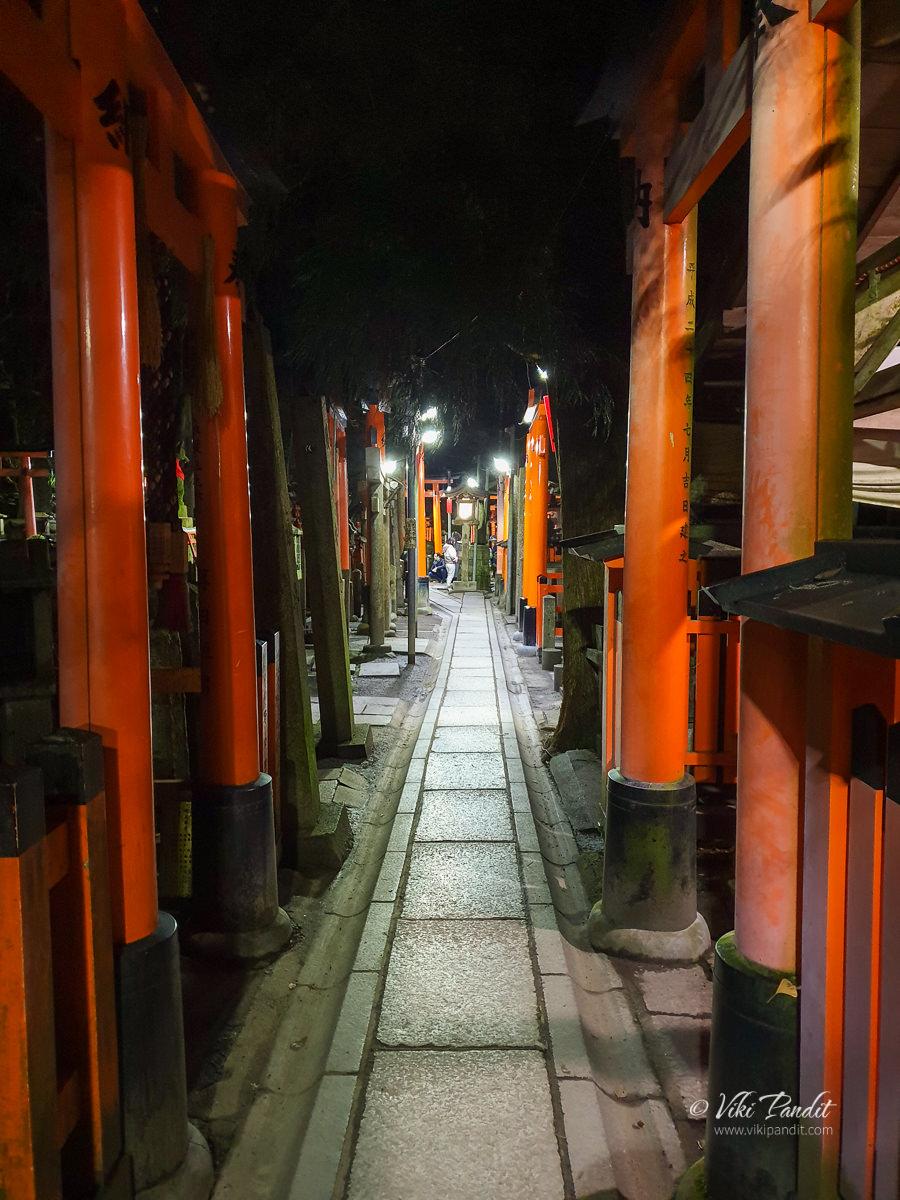 Fushimi Inari Taisha Tamahimesha