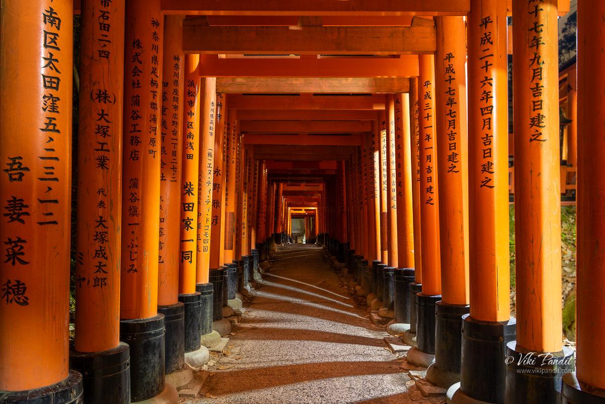Fushimi Inari Taisha Senbontorii