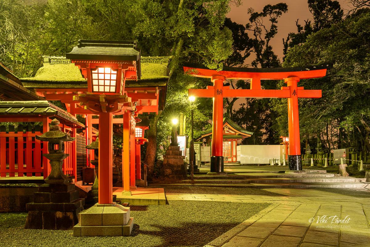 Kami-Massha Tamayama Inari-sha
