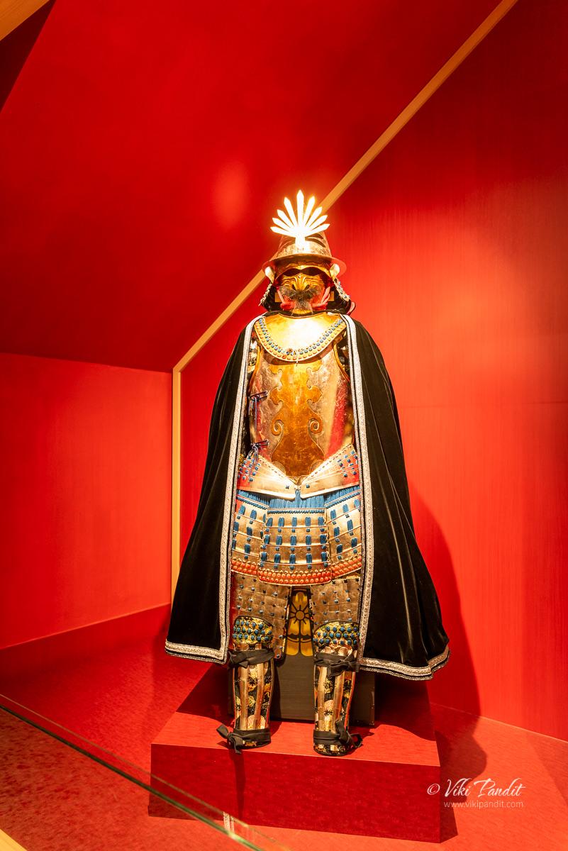 Samurai Armour of Oda Nobunaga