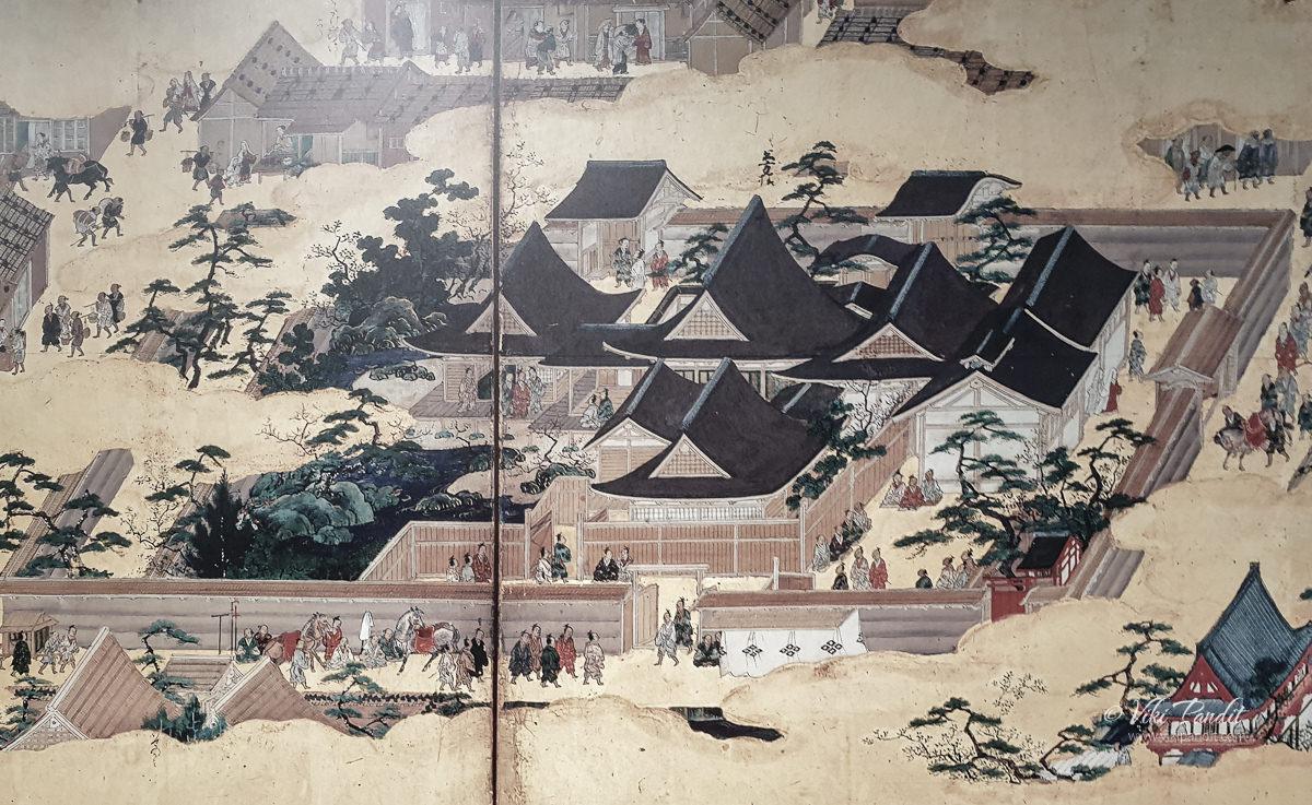 Uesugimoto Rakuchu-Rakugi