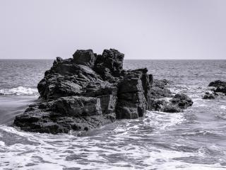 Rocks on Paradise Beach