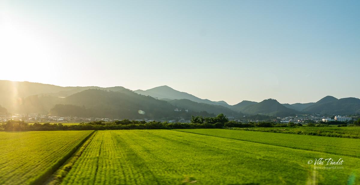 Lovely Fukushima Countryside