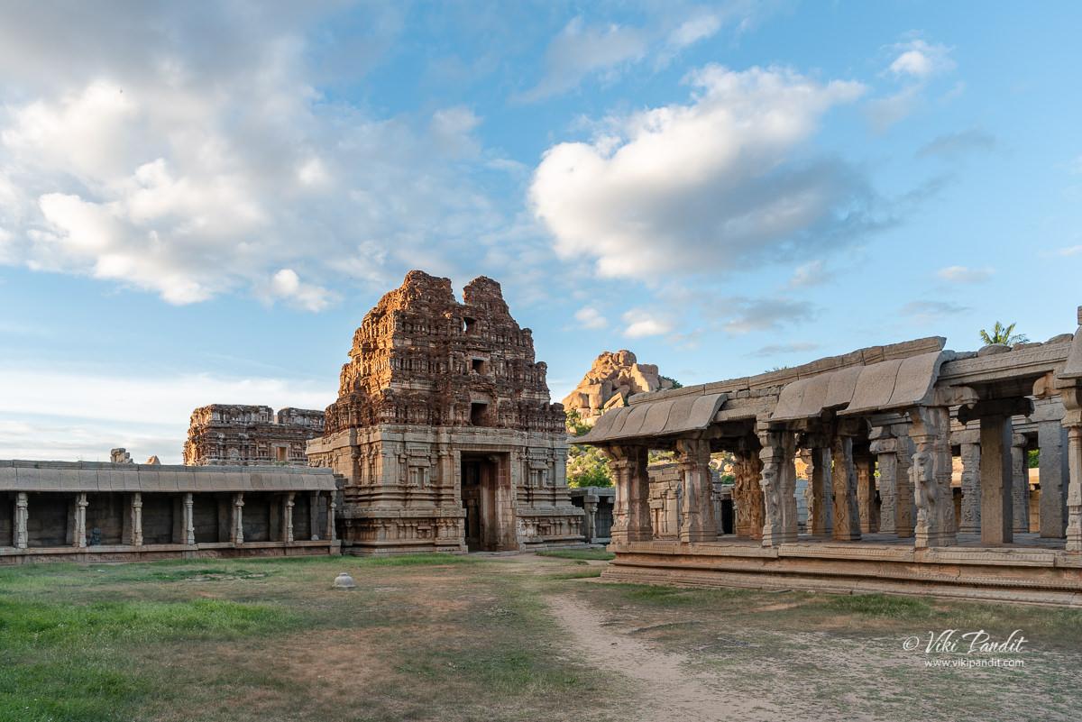 Achyutaraya Temple Grounds
