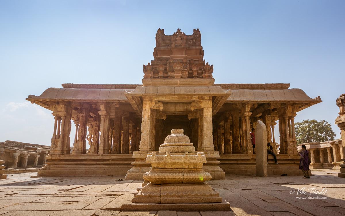 Balkrishna Temple, Hampi