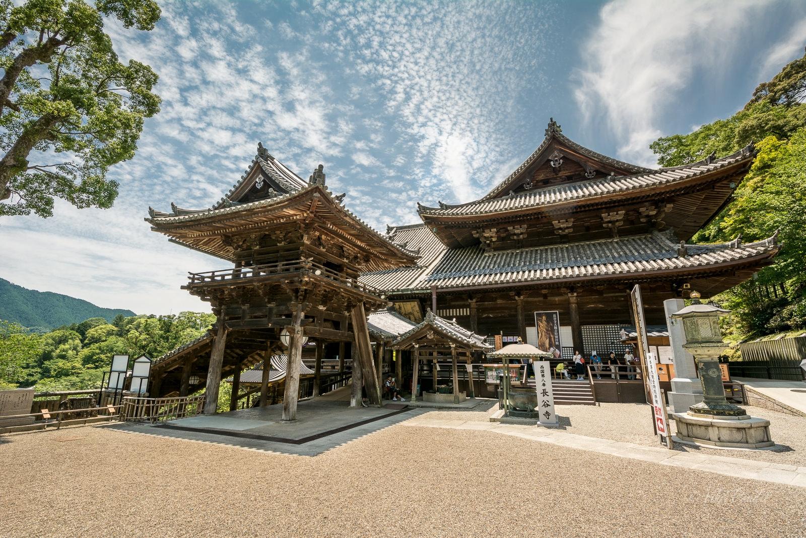 Hasedera Temple, Nara