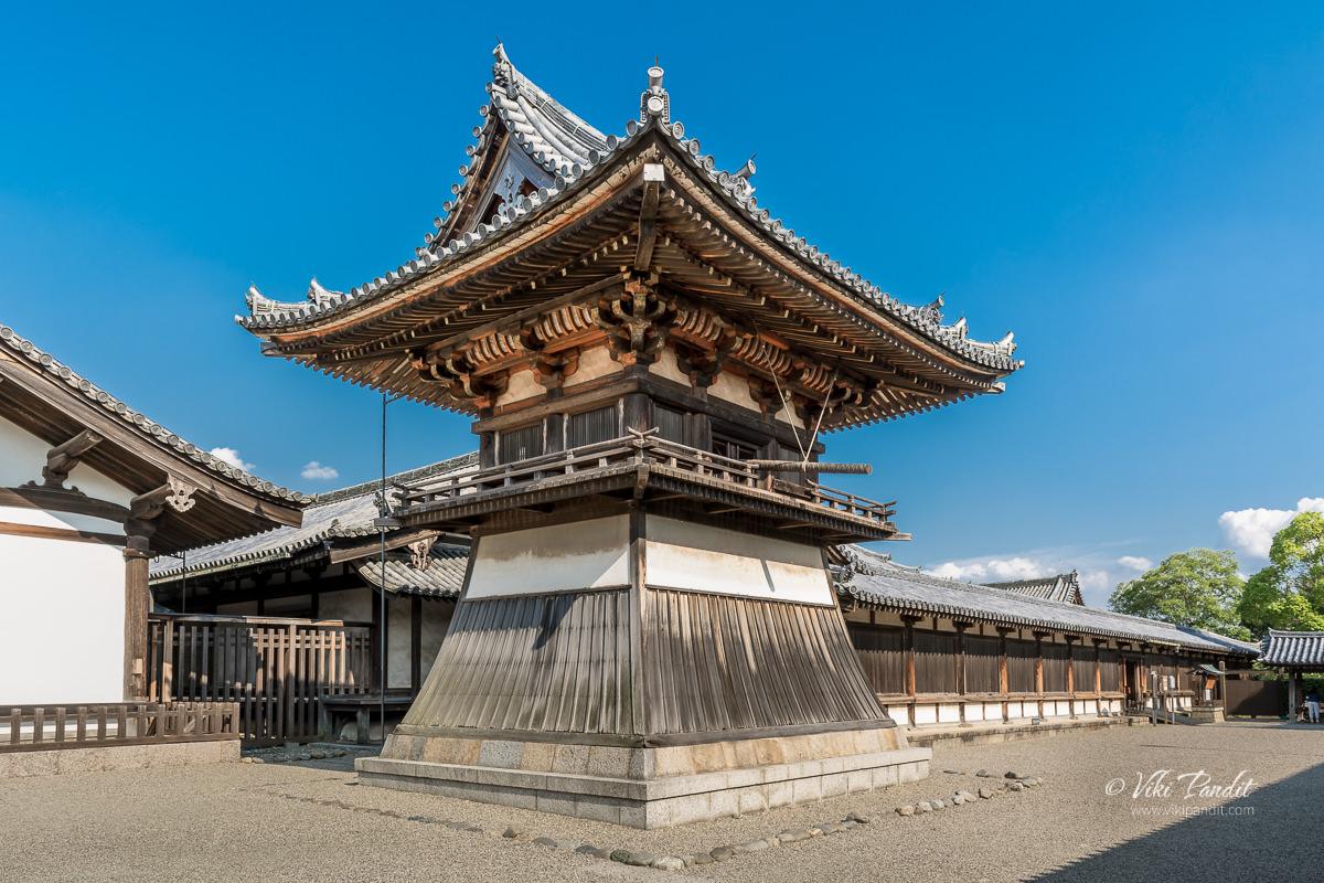 Hōryū-ji Bell House