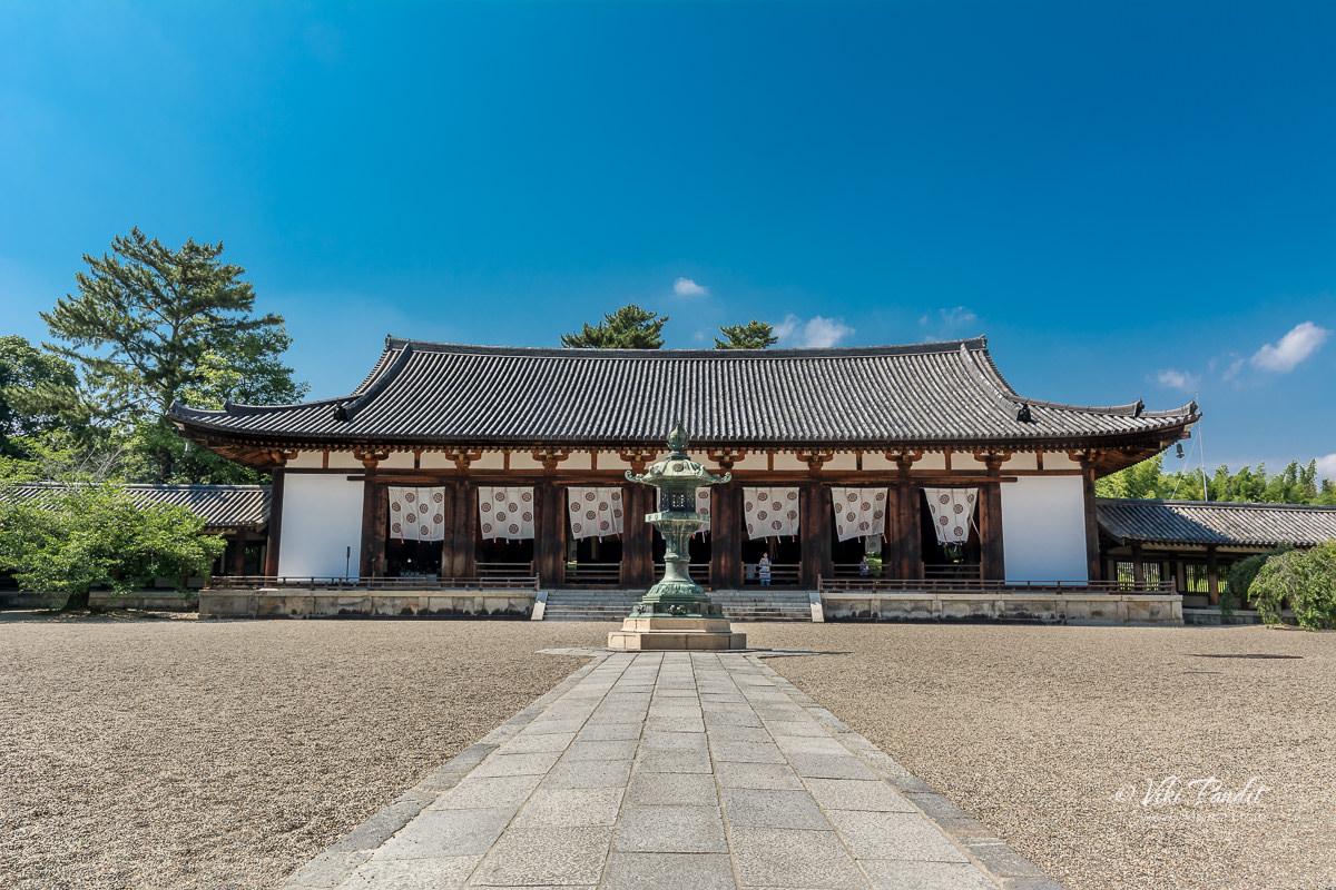 Hōryū-ji Great Lecture Hall