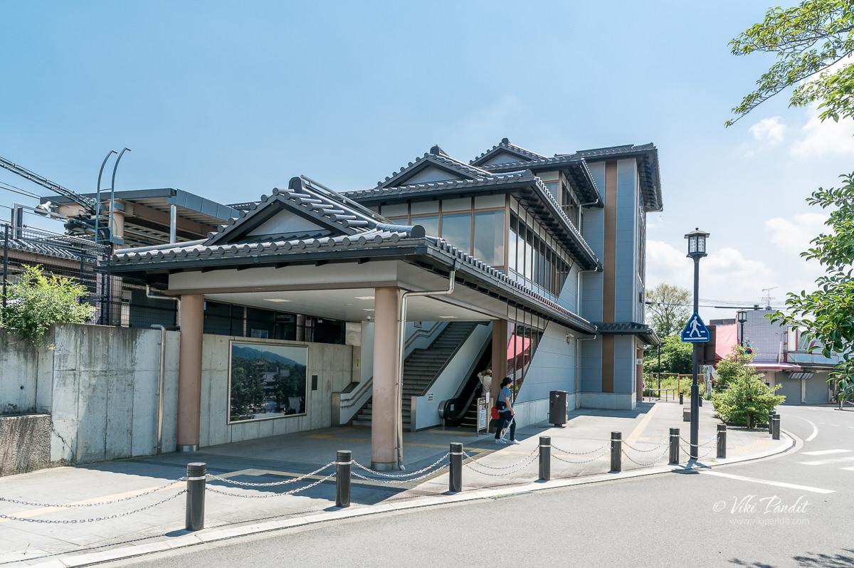 Horyuji Station