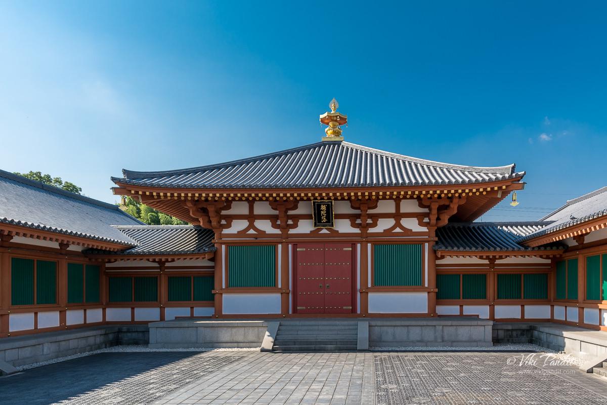 Kudarakan Nondō at Hōryū-ji Temple Grounds