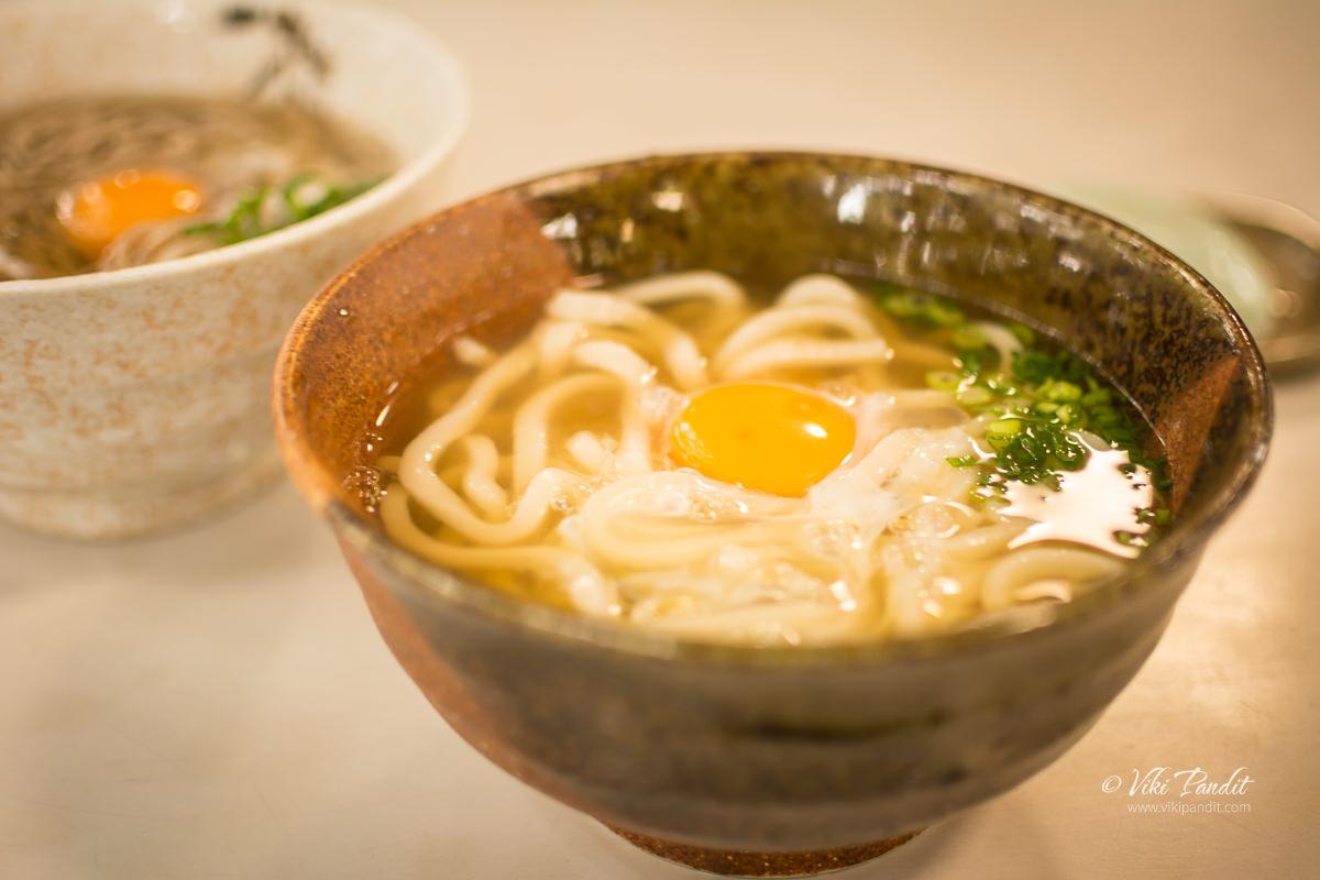 Ramen from the Aikan-Tei Resturant