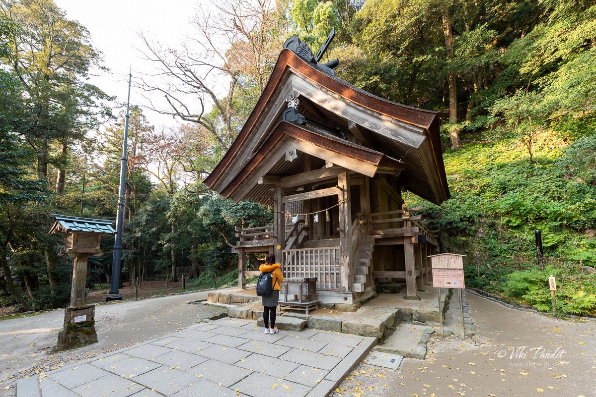 Soga-no Yashiro at Izumo Taisha
