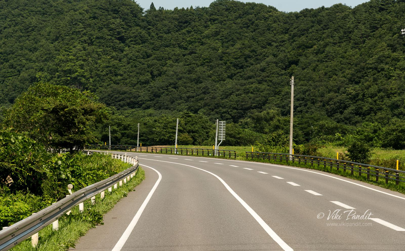 Morioka to Miyako