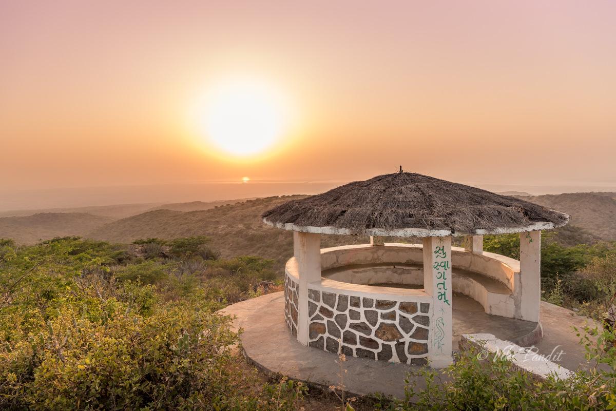 Kalo Dungar Viewpoint