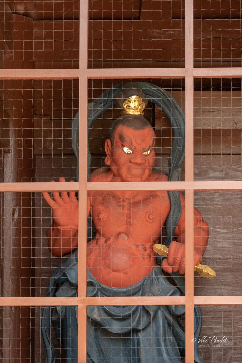 Nio Guardians at Kotoku-in