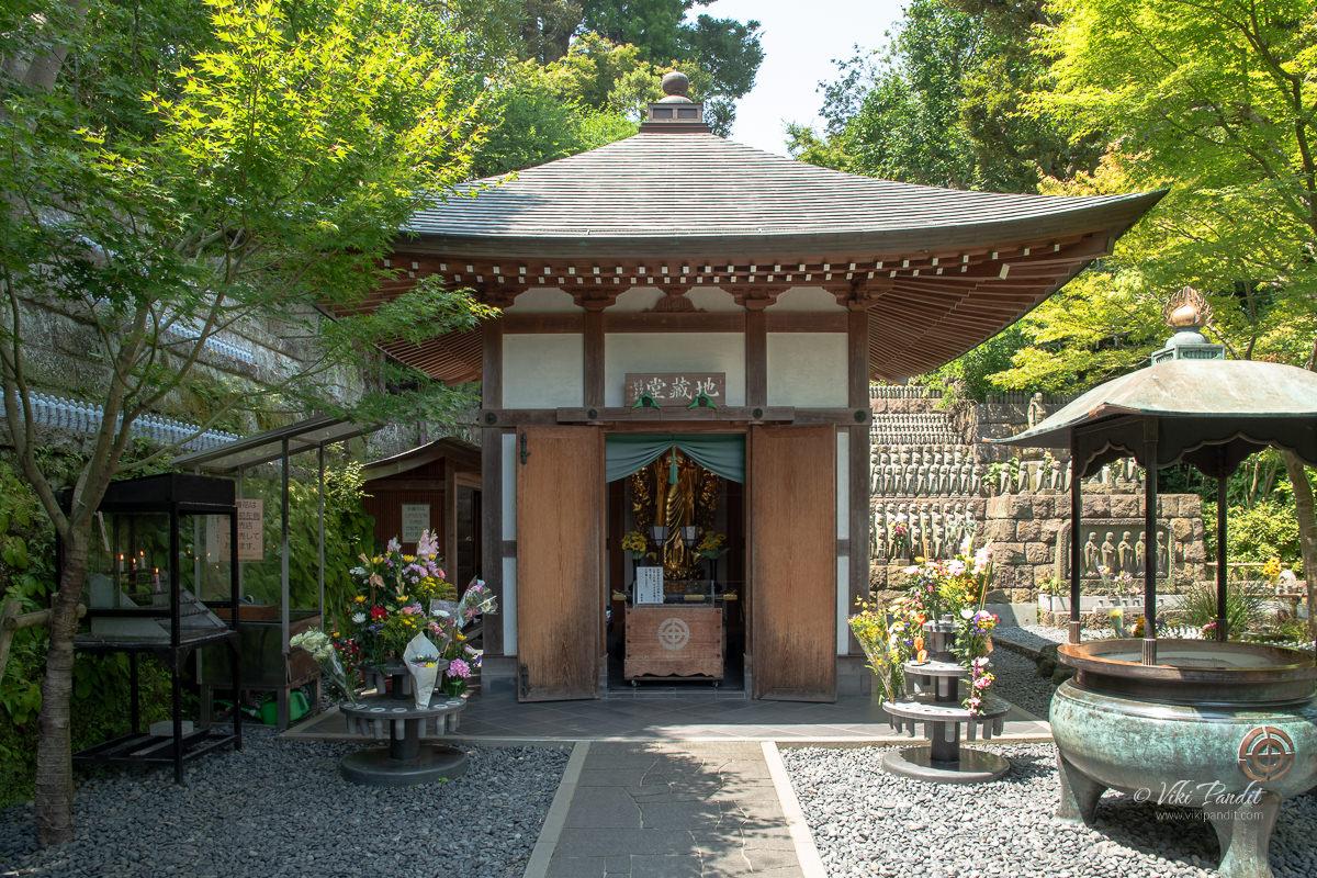 Jizo-do Hall at Hasedera