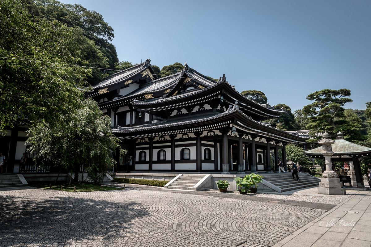 Kannon-do Hall at Hasedera