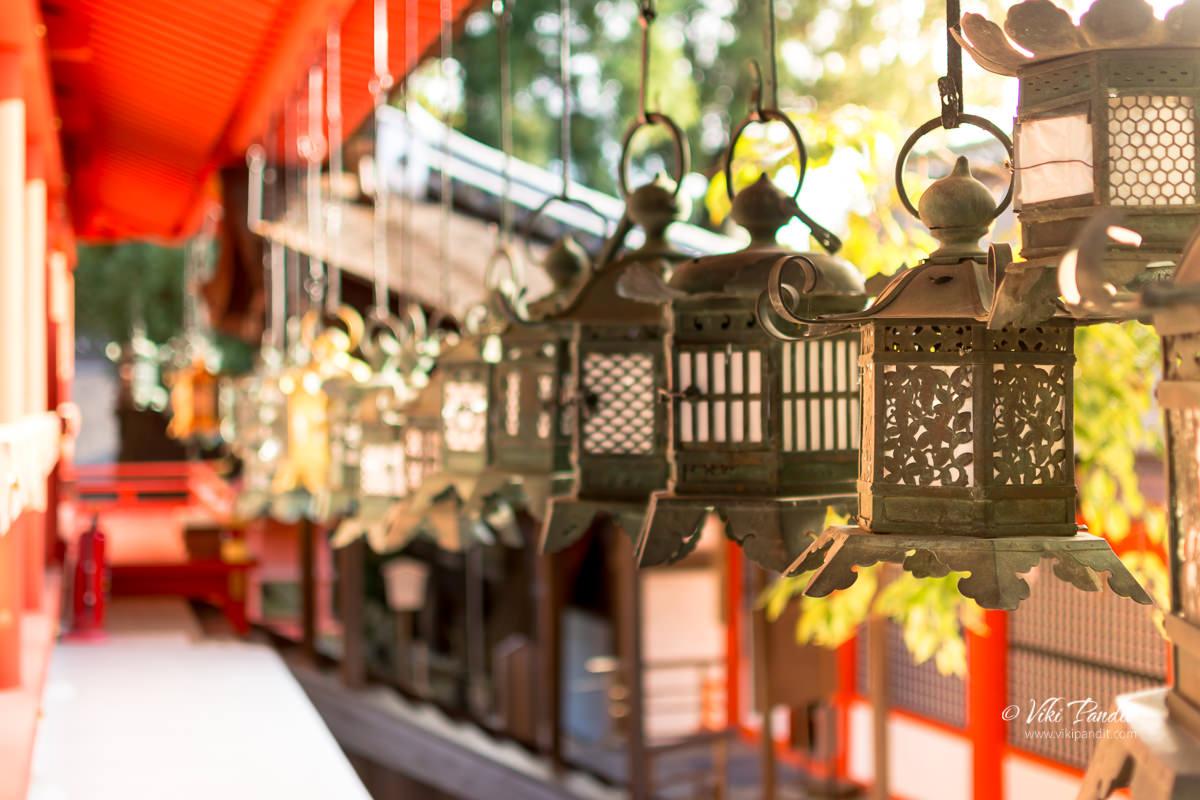 Bronze Lanterns, Kasuga-Taisha