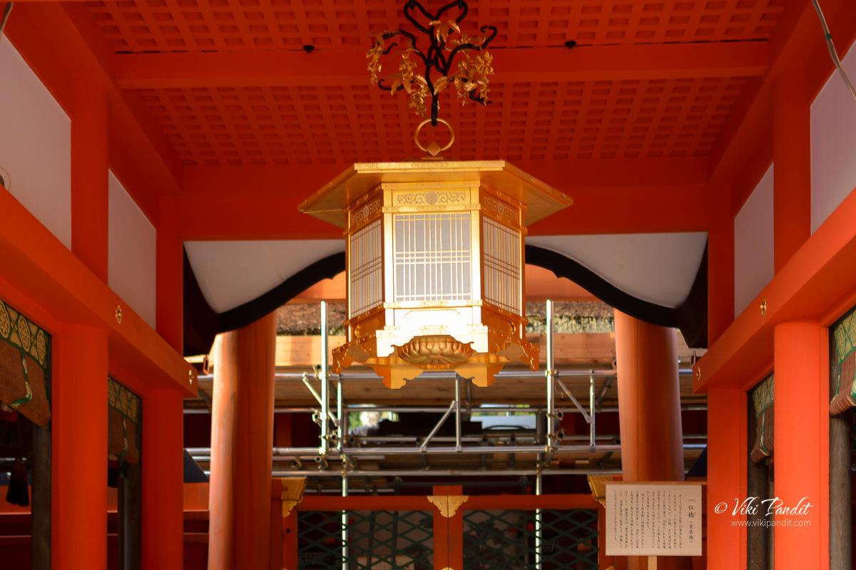 Kasuga Taisha Front Lantern