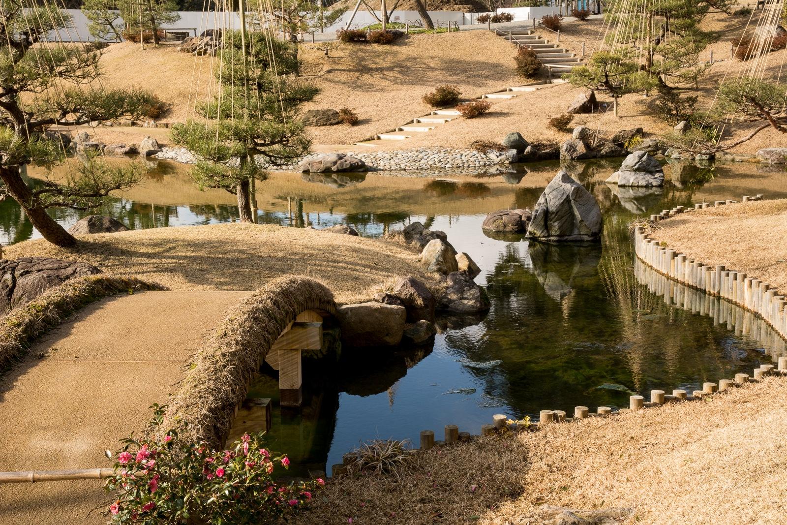 Gyokusen Inmaru Garden, Kanazawa