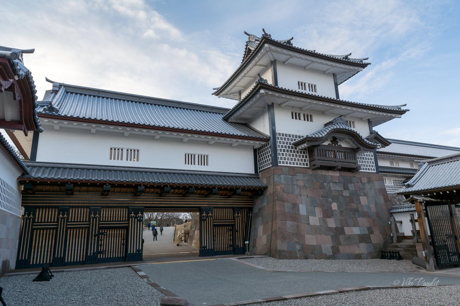 Ishikawa-mon Gate, Kanazawa Castle